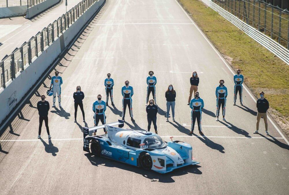 Forze Hydrogen Racing - 2