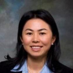 Photo June Yang, vice-présidente et directrice générale, Compute, GoogleCloud