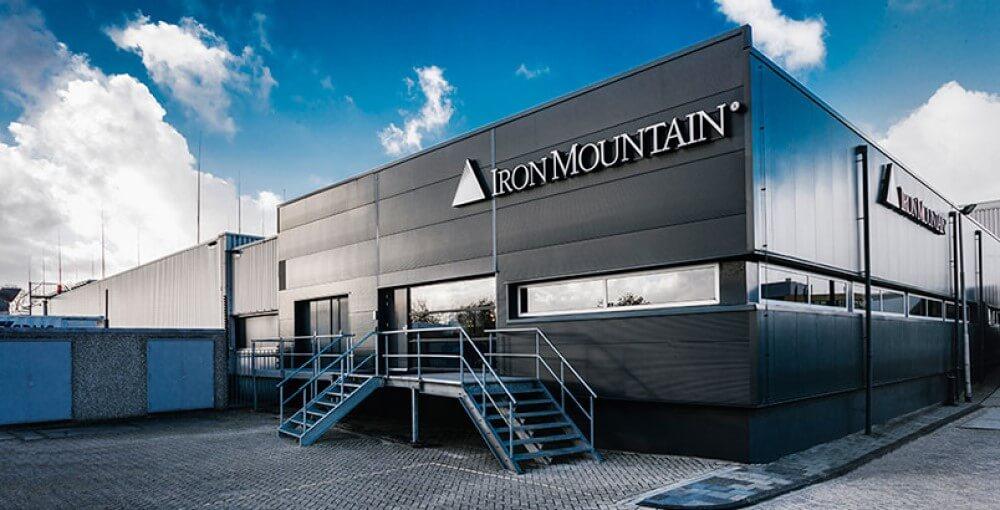 Iron Mountain Amsterdam Data-Center