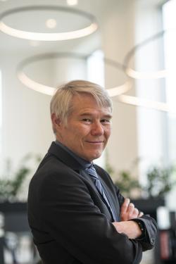 Photo Laurens van Reijen, CEO ofLCL