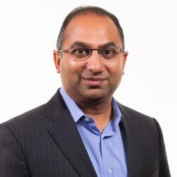 Photo Achyut Shah, senior vice president and general manager of Marvell's PHY business unit