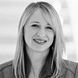 Photo Sarah Fender, Partner Group Program Manager, Azure Sentinel at Microsoft