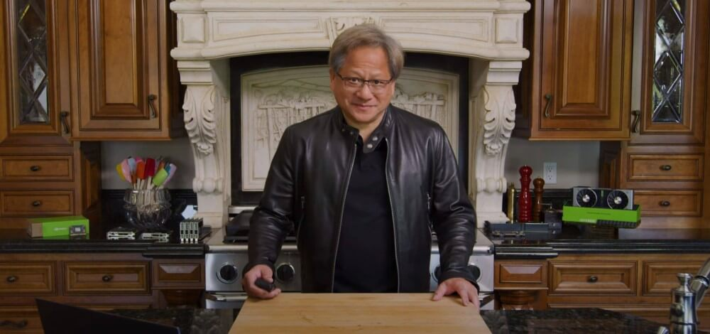 Photo Jensen Huang, founder and CEO of NVIDIA