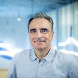 Photo Michel Paulin, CEO of OVHcloud