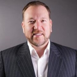Photo Jeff Barber, EVP Sales and Marketing at Prime Data Centers