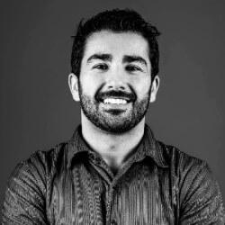 Photo Amir Kashani, VP, Cloud Native Development & IoT, Rackspace