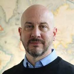 Photo Alan Mauldin, directeur de recherche chez TeleGeography