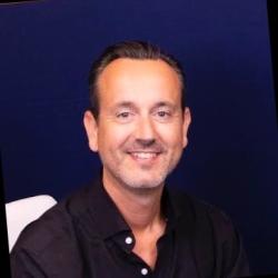 Photo Eric Jones, Vice President of Corporate Marketing at WP Engine
