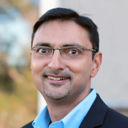 Photo Amit Sinha, president, CTO, board member at Zscaler