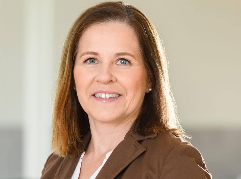 Photo Eva Schönleitner, CEO of Crate.io