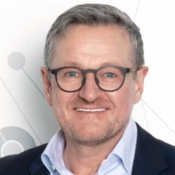 Photo Jürgen Hermann, CEO of q.beyond