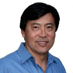 Photo Perry Wu, General Partner of AI Fund