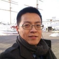 Photo Wang Rui, Manager of AWS Marketplace China and Technology Partners