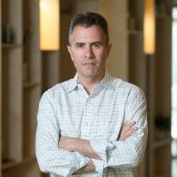 Photo Paul Lipman, President of Quantum Computing at ColdQuanta