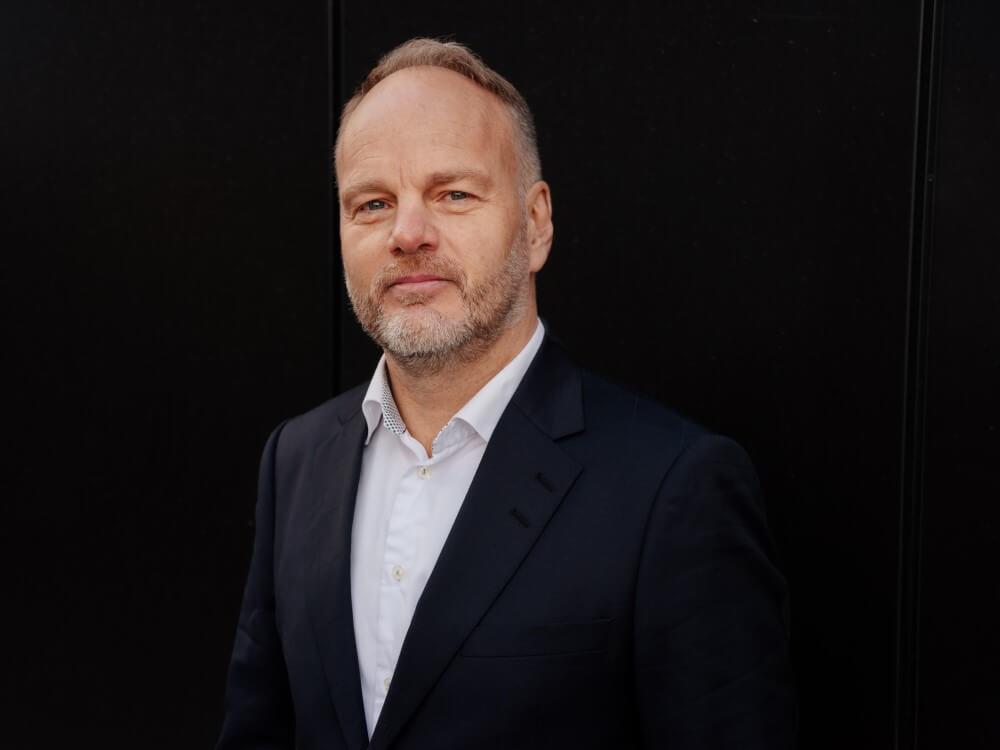 Photo Wiljar Nesse, CEO of DigiPlex
