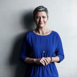 Photo European Commissioner MargretheVestager