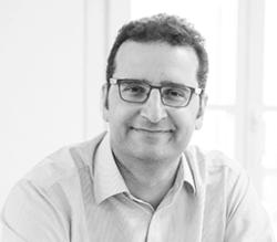 Photo Jérôme Dilouya, PDG et co-fondateur, InterCloud