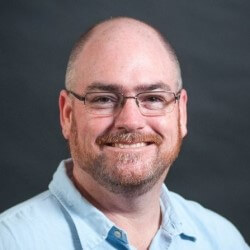 Photo William Charnock, the newly appointed CTO of Linode