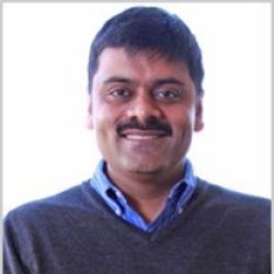 Photo Sanjay Ramnath, vice president of products at NS1