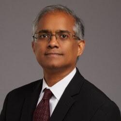Photo Dr. Bala Hota, Vice President and Chief Analytics Officer at Rush University Medical Center