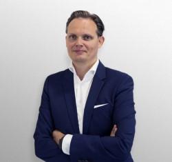 Photo Jochem Steman, Vice President of Colocation Europe at Serverfarm
