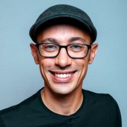 Photo Tobi Lütke, Chief Executive Officer (CEO) of Shopify