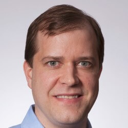 Photo Kurt Daniel, CEO of Ubersmith