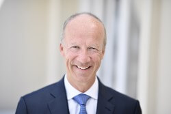 Photo Thierry Delaporte, Chief Executive Officer and Managing Director, Wipro Limited