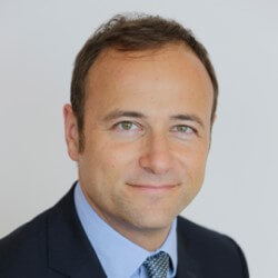 Photo Pierre Barnabe, Global Head of Manufacturing at Atos