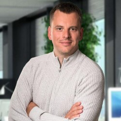 Photo Wojciech Stramski, CEO, Beyond.pl.