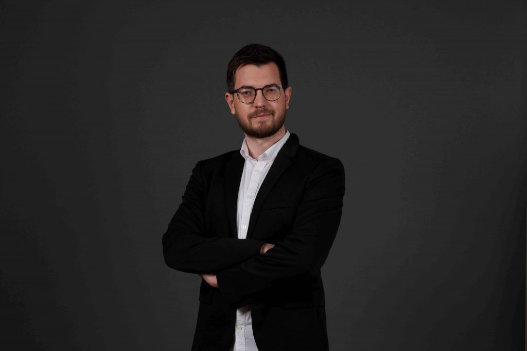 Photo Alex Federighi, Deputy Head of G-Core Labs cloud platforms