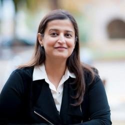 Photo Ritika Suri, Director, Data Management Technology Partners at Google Cloud