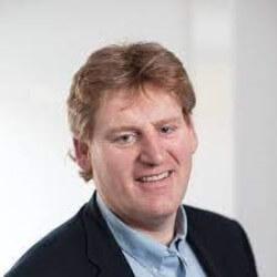 Photo Denis Kennelly, General Manager, IBM Storage