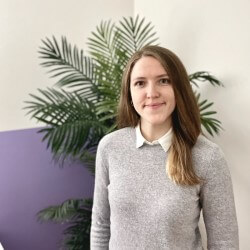 Photo Elena Kvakova, Head of U.S. Expansion at Internet Vikings