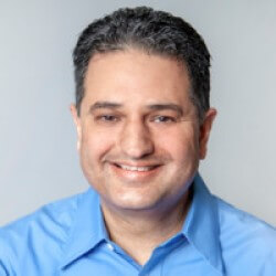 Photo Jim Bugwadia, Chief Executive Officer (CEO) and co-founder of Nirmata