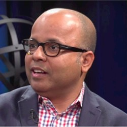 Photo Bipul Sinha, Co-founder and CEO of Rubrik