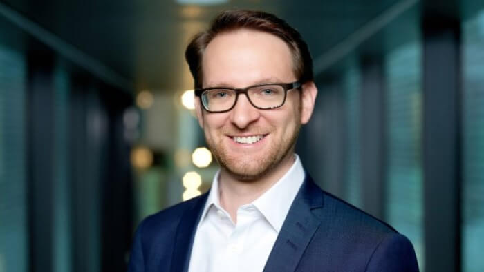 Photo Thomas Saueressig, member of the Executive Board of SAP SE and responsible for SAP Product Engineering
