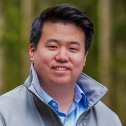 Photo Poga Ahn, Chief Executive Officer (CEO) of SafeLogic
