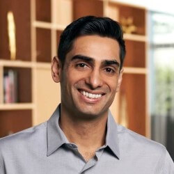 Photo Saad Malik, CTO and co-founder of Spectro Cloud