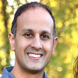 Photo Deepak Verma, vice president, product management for Zerto