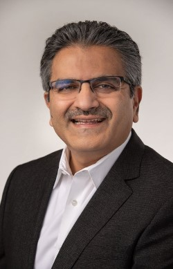 Photo Dhrupad Trivedi, president and CEO of A10 Networks