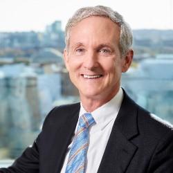 Photo Tom Leighton, CEO and co-founder of Akamai Technologies