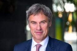 Photo Achim Berg, President at Bitkom