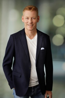 Photo Vincent English, Chief Executive Officer (CEO) of Megaport