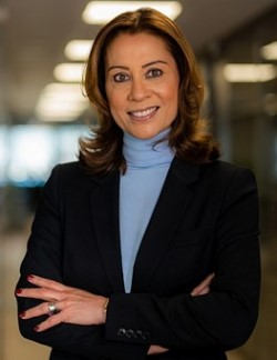 Photo Alexandra Schless, CEO of NorthC Group