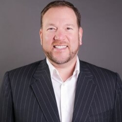 Photo eff Barber, EVP of Sales and Business Development, Prime Data Centers