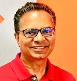Photo Murli Thirumale, VP and GM, Cloud Native Business Unit, Pure Storage