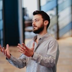 Photo Dr.Itamar Sivan, Chief Executive Officer (CEO) of Quantum Machines