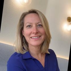 Photo Calista Redmond, CEO of RISC-V International
