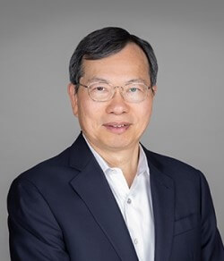 Photo Charles Liang, President and CEO of Supermicro